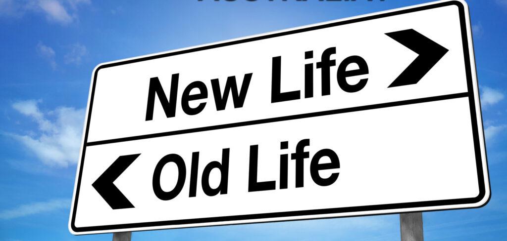 زندگی جدید و قدیم