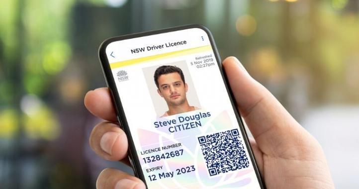 گواهینامه رانندگی در NSW استرالیا
